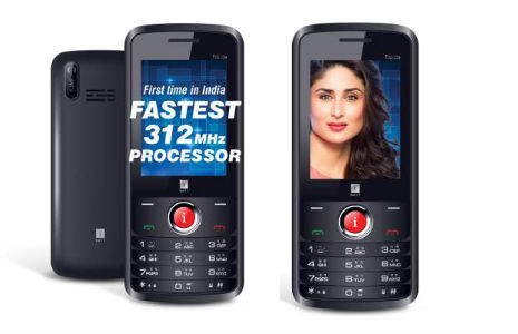 iBall Fab 22e: Dual SIM Feature Phone Launched with 312MHz Processor and 2,200 mAH Battery at Rs 1,499
