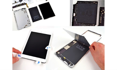 iPad Mini Fails in iFixit Teardown: Apple's Design to be Blamed