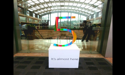 iPhone 5 Now on Sale in India: Apple Starts Readying Bangalore Venue for the Launch Event [Pictures]