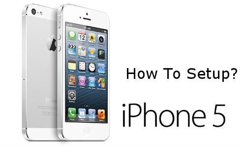 set up iphone how to set up and get started with your newly bought 12954