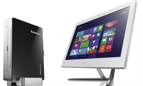 Lenovo Unveils Windows 8 based IdeaCentre Q190 HTPC, new C-series All-in-One PCs