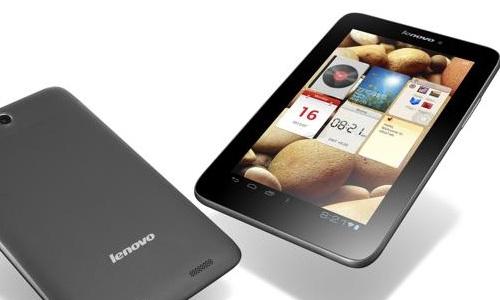 Lenovo IdeaTab A2107 Starts Shipping: A Slender Lead Over iPad Mini?