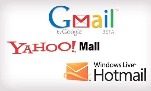 Gmail Email No.1: Beats Hotmail in World's Largest Email Service Provider Race
