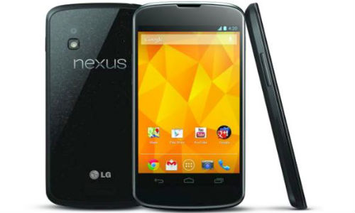 Google Nexus 4 Units Sold Out Within an Hour of Release at Play Store