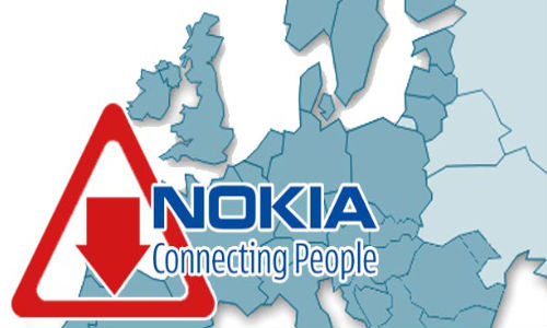Nokia Slips to Seventh Position in Smartphone Market