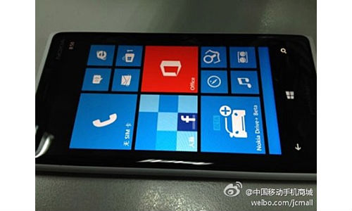 Lumia 920T Spotted in the Wild: How is the Chinese Version Different from Nokia Lumia 920?