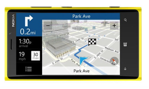 Nokia Drive For All Windows Phone 8 Devices Coming Very Soon