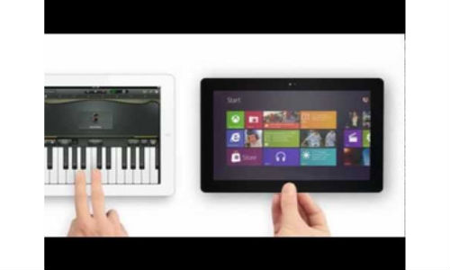 iPad Mini vs Surface: Microsoft Parody Ad Smackdown Apple's Latest Tablet