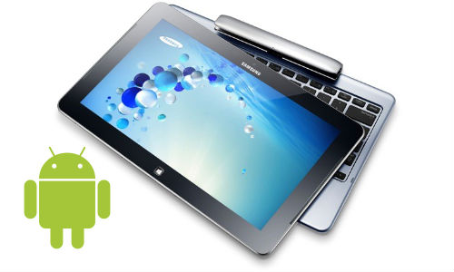 Ativ Smart PC Lineup: Samsung to Launch Android Version of Windows 8 Hybrid Tablets