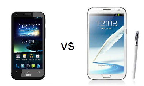 Asus PadFone 2 Coming in December: Will you buy Samsung Galaxy Note 2 or Wait for the  Hybrid Device? [Specs Comparison]