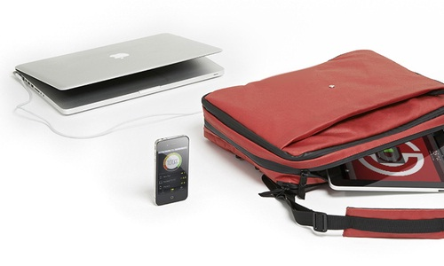 Phorce: A Smart Bag to Charge Your iPhones, Galaxy Tabs and All Other Gadgets
