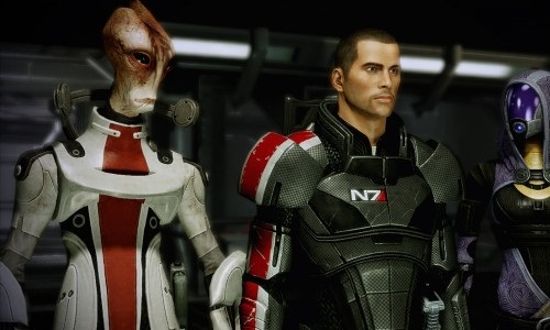 Mass Effect 3: BioWare unveils Special Edition for Nintendo Wii U