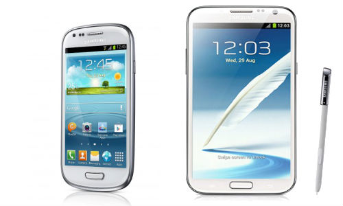 Samsung Galaxy S3 Mini and Note 2: Three New Color Variants Expected in 2013