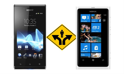 Nokia Lumia 800 vs Sony Xperia J: Which Should be your Next Smartphone?