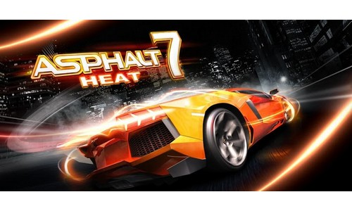 Asphalt 7 Heat DOWNLOAD APK+SD DATA Android Game
