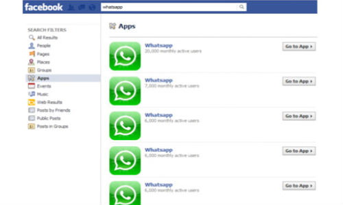 Facebook Looking to Buy WhatsApp to Compete in Mobile Messaging Space