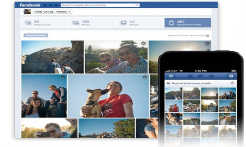 Facebook Photo Sync Feature for Android and iOS Devices Now Available to All Mobile Users Including India
