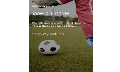 Photobeamer: Nokia Lumia Windows Phone 8 Handsets Photo Sharing App Now Available for Download