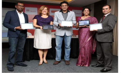Pearson MX Touch Tablets Launched for Students in India, Price Starts at Rs 7,000