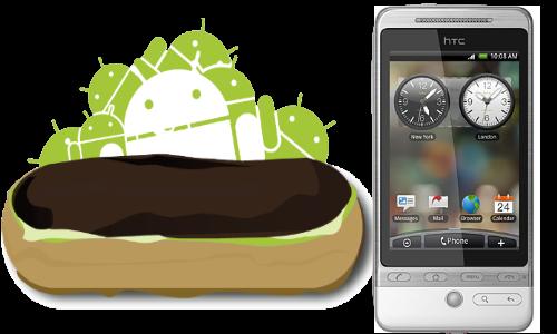 скачать Android Eclair - фото 9