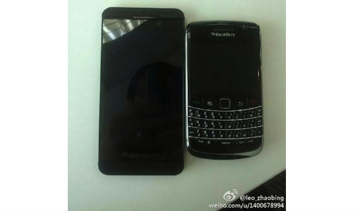 BlackBerry 10 L-Series Smartphone: Latest Image Leak Reveals New Features and Lockscreen [Pictures]