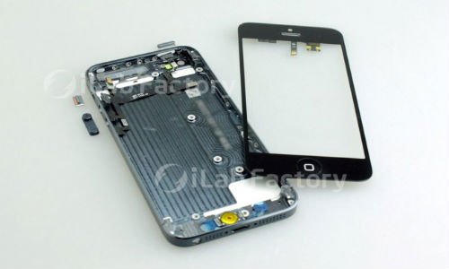 Fully assembled Apple iPhone 5 images leak