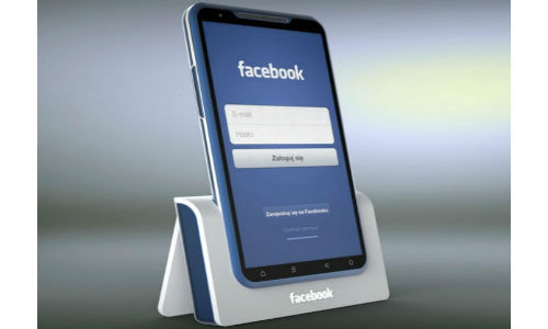 Gallery: Concept Design of Facebook Phone