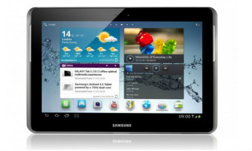 Gallery: Tablets launched in India last month