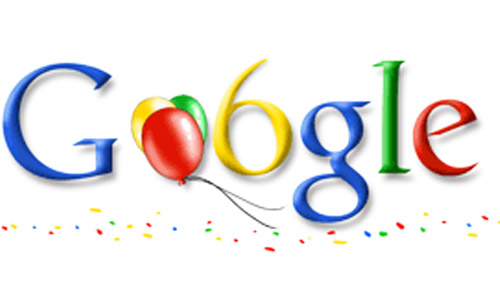 Google Turns 14: Demonstrates Animated Doodle on Birthday