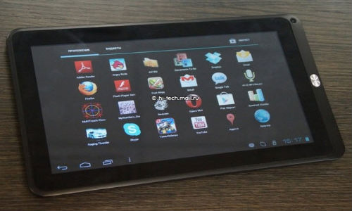 Hyundai to launch three Android ICS tablets
