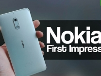 Nokia 6 First Impression