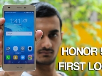 Honor 5C Hands On Video