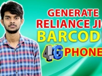 Reliance Jio: How to generate barcode using any 4G smartphone