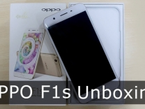 OPPO F1s UNBOXING