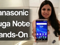 Panasonic Eluga Note Hands On