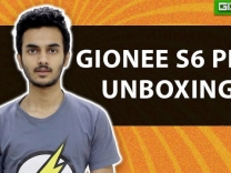 Gionee S6 Pro Unboxing