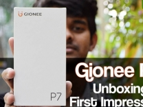 Gionee P7 Unboxing & First Impressions