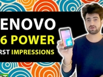 Lenovo K6 Power First Impressions