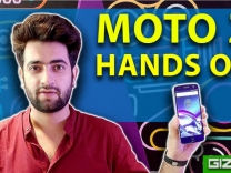 Moto Z Hands On