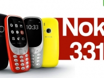 Nokia 3310 quick specs and features (2017)