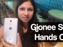 Gionee S6s Hands On