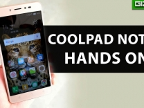Coolpad Note 5 Hands On