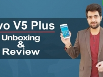 Vivo V5 Plus Unboxing & Review