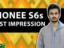 Gionee S6s First Impression