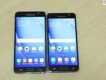 Samsung Galaxy J5 and J7 UNBOXING