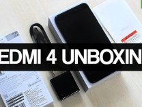 Xiaomi Redmi 4 Unboxing and Quick rundown of the device