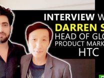 Interview with Darren Sng, Head of Global Product Marketing, HTC