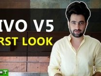 Vivo V5 First Look