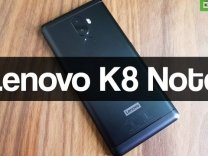 Lenovo K8 Note First Impressions
