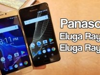 Panasonic Eluga Ray 700 and Eluga Ray 500 First Impressions
